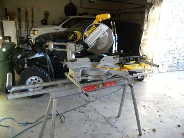 DeWalt Double Bevel Sliding Miter Saw