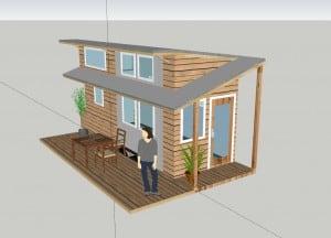 Tiny House floorplans