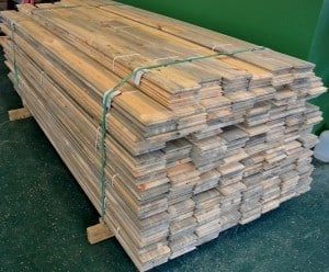 Sustainable Beetle Kill Lumber From The Sustainable Lumber