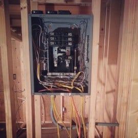 tiny house electrical