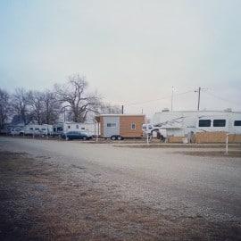 RV park, Emporia Kansas
