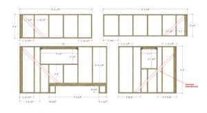 Tiny House Wall Framing