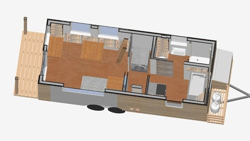 how to cut a specific wall in sketchup