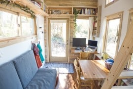 Tiny Project Living Area