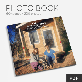 Tiny Project Photo Book (PDF)
