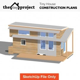 Tiny Project Sketchup File