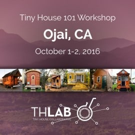 Tiny House Workshop Souther California