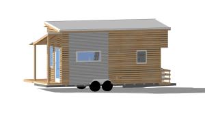 Tiny House Elevation