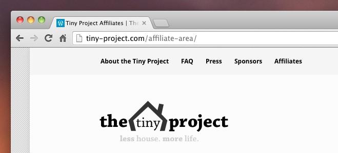 Affiliate Program URL