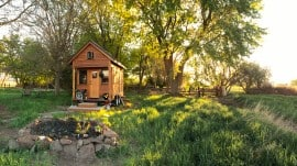 Tammy and Logan Tiny House