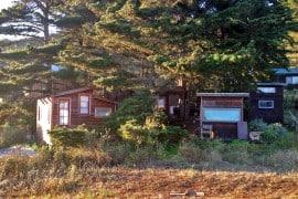 Slide Ranch tiny houses