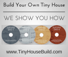 How to builkd a tiny house