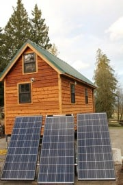 Solman Classic running a Tiny Home in Washington