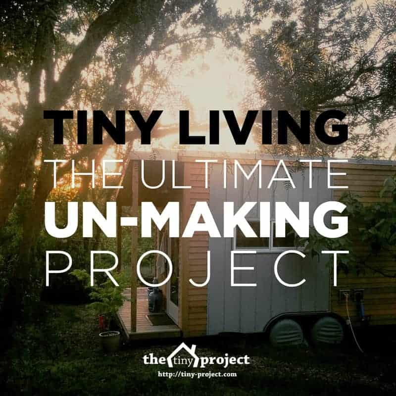 un-making