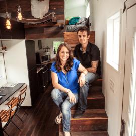 Trevor & Mary, Heart of it All House - website, facebook