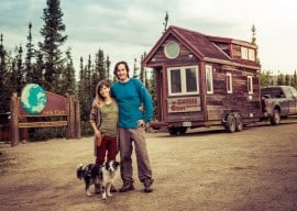 Tiny House Giant Journey - website, facebook