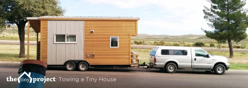 Marvelous Towing A Tiny House Important Lessons Learned Download Free Architecture Designs Xaembritishbridgeorg