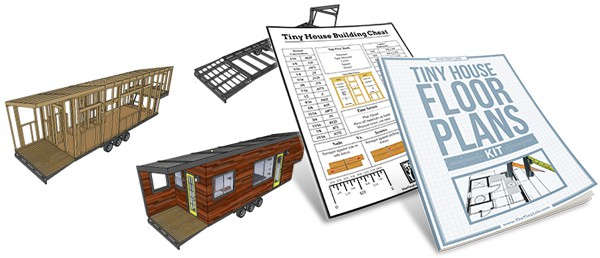 Tiny house planning and design