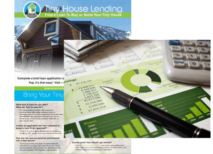 tiny house financing loans