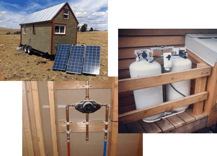 Tiny House Systems & Utilities