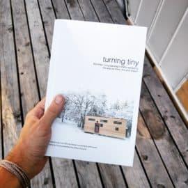 Turning Tiny - Tiny House Movement Book