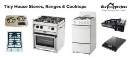 Tiny House Stoves Ranges and Cooktops