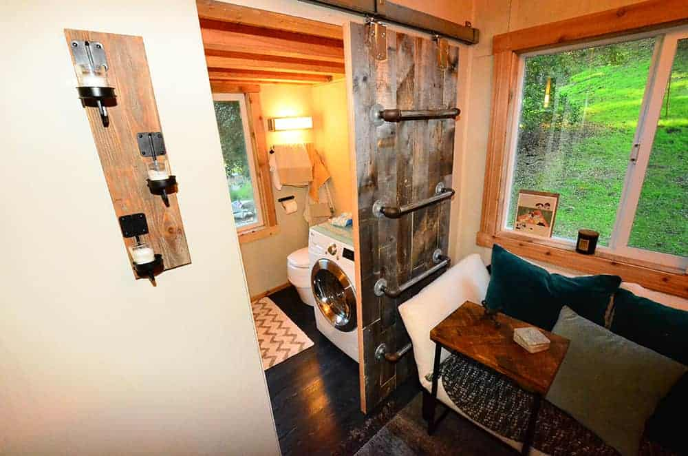 Sliding Doors & How Sustainable are Tiny Houses?