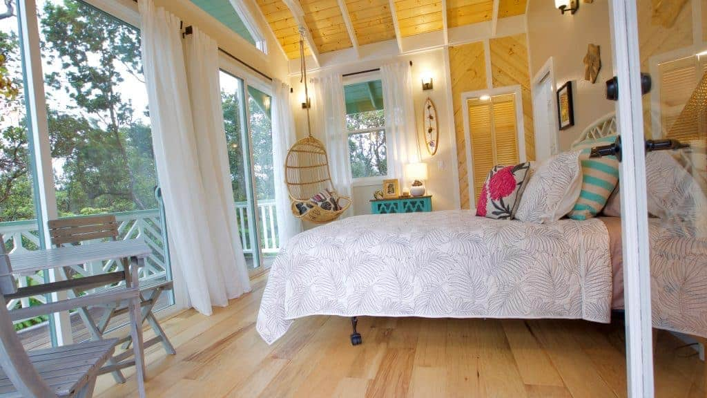 Stay at this beautiful small house in the Hawaiian rainforrest! Fixed Tiny Home Designs on mini bungalow house plans designs, tiny kit homes, tiny plans, tiny homes inside and outside, tiny room design ideas, tiny bedroom, tiny prefab homes, tiny interior design, tiny art, tiny fashion, tiny house, tiny modular homes, loft small house designs, tiny portable homes, tiny compact homes, small box type house designs, tiny books, tiny homes with staircases, tiny log homes, tiny custom homes,