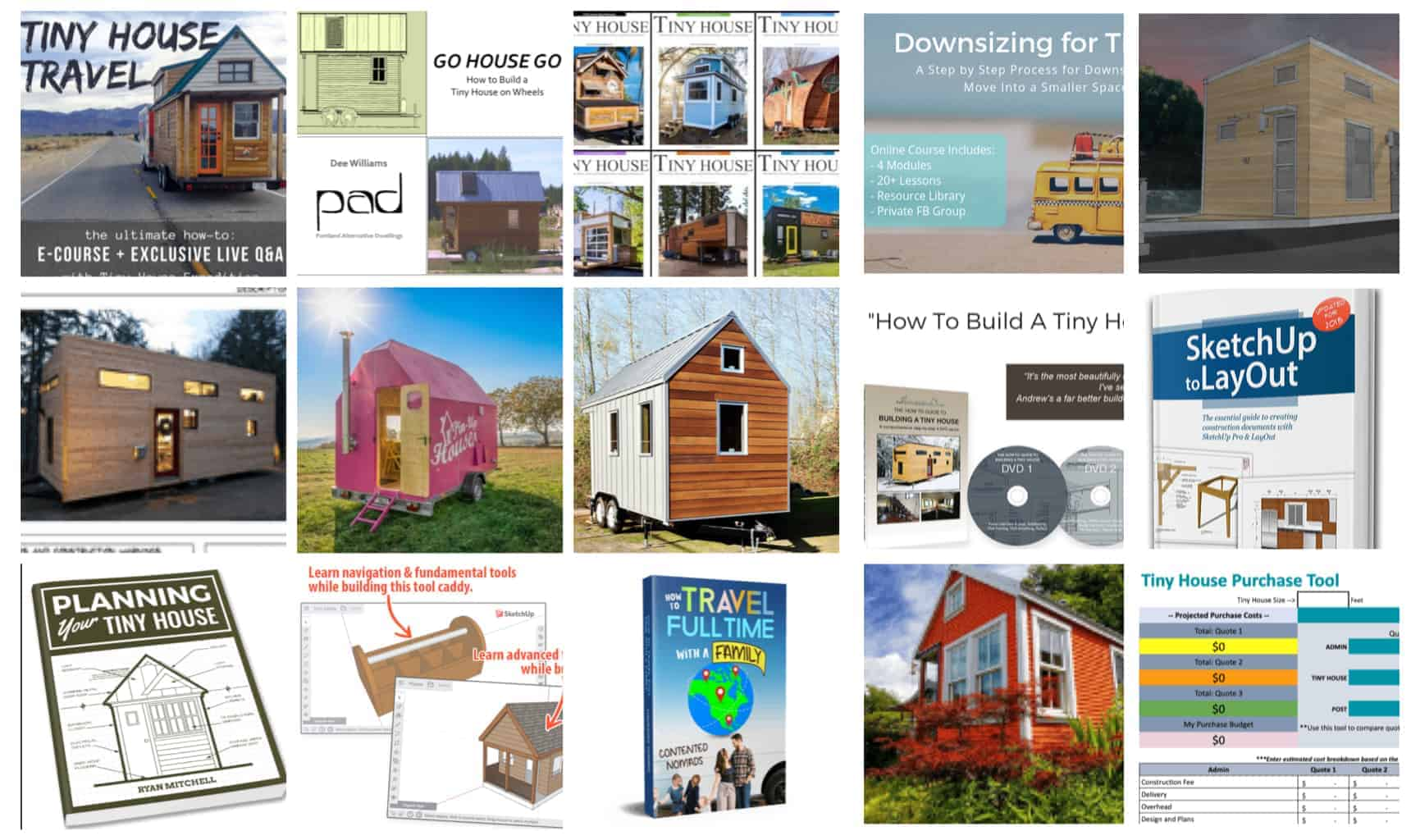 2019 Bundle Sale Get 900 Of Tiny House Products For 49